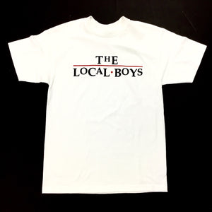 "SFC ""LOCAL BOYS"" TEE (WHITE)"