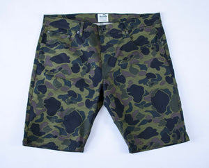 KENNEDY CHINO SHORTS (DUCK VERDE)