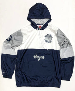 "MITCHELL & NESS ""SURPRISE"" GEORGETOWN HOYAS JACKET"