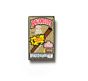 "GOOD DOPE ""SWEET WOODS"" PIN"