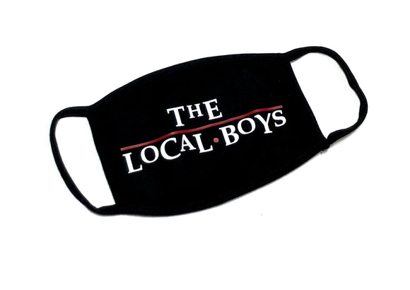 "SFC ""LOCAL BOYS"" COTTON MASK"