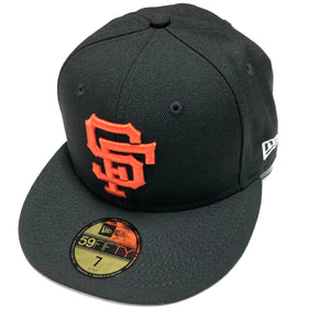 "NEW ERA ""1958"" SF GIANTS FITTED HAT"