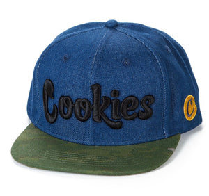 "COOKIES SF ""BACK COUNTRY"" SNAPBACK"