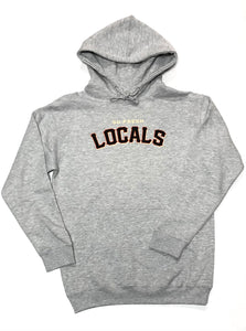 "SFC ""SFG LOCALS"" HOODY (HEATHER GREY)"