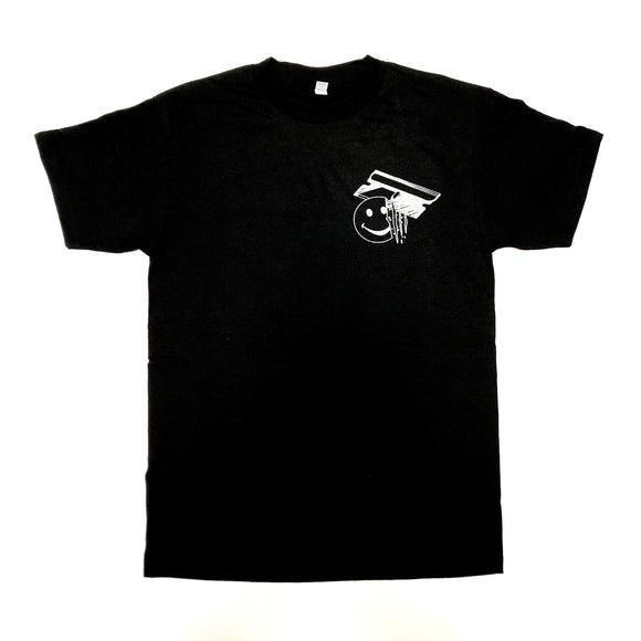 "SFC X CRIMEWAVE ""NUMB THE PAIN"" TEE (BLACK/3M)"