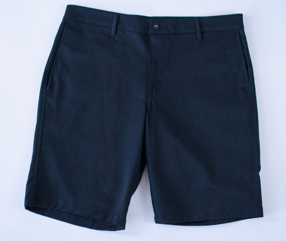 KENNEDY CHINO SHORTS (BLACK)