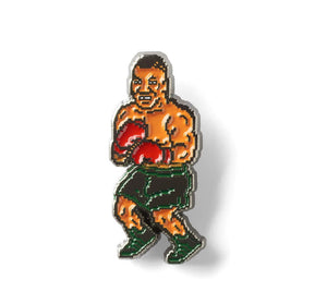 "GOOD DOPE ""PUNCH OUT"" PIN"