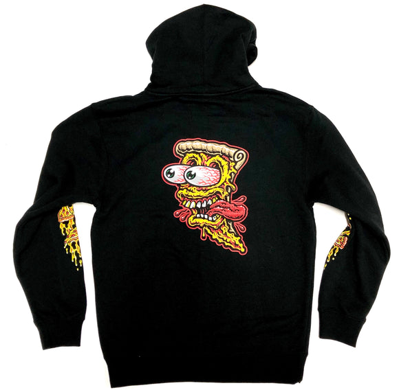"JIMBO PHILLIPS ""PIZZA 2.0"" ZIP HOODIE"