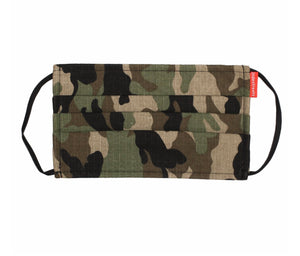 "INDESTREETS ""SOLID"" NYLON MASK (CAMO)"