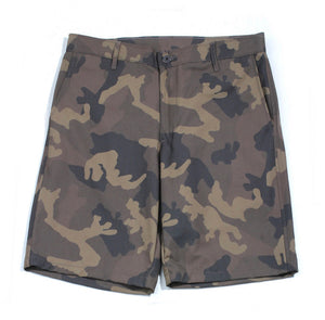 KENNEDY CHINO SHORTS (WOODLAND CAMO)