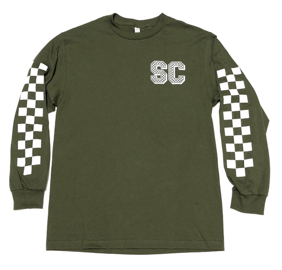 "SFC ""SC CHECK"" LONGSLEEVE (ARMY)"