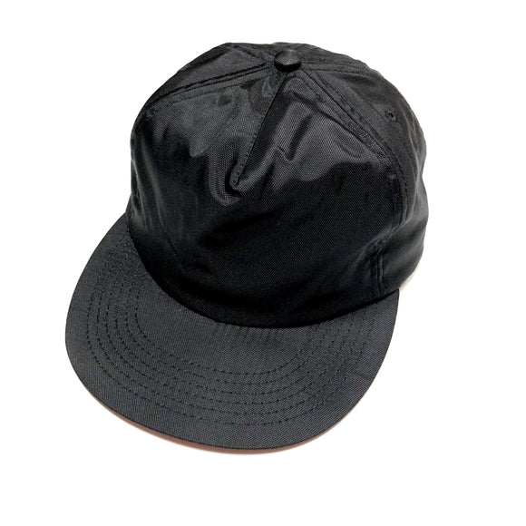 "INDESTREETS ""SOLID"" STRAPBACK (BLACK)"