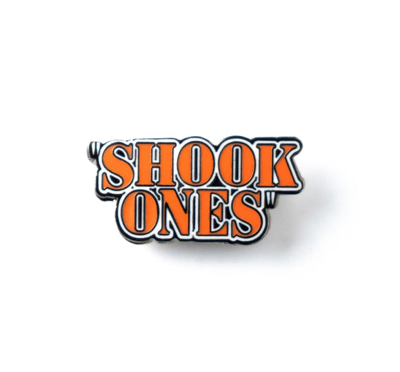 "GOOD DOPE ""SHOOK ONES"" PIN"