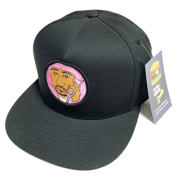 "EXTRA CHEESE ""CAM"" SNAPBACK"