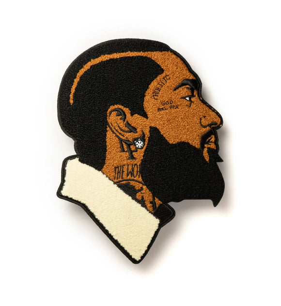 "GOOD DOPE ""MARATHON"" CHENILE PATCH"