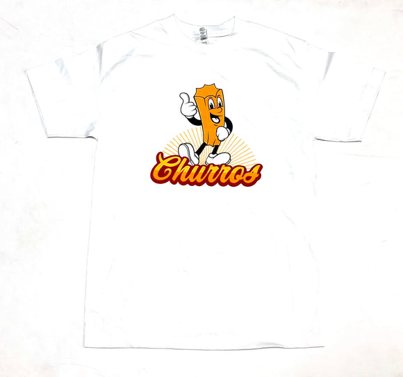 "CHURROS SC ""LOGO 2.0"" TEE (WHITE)"