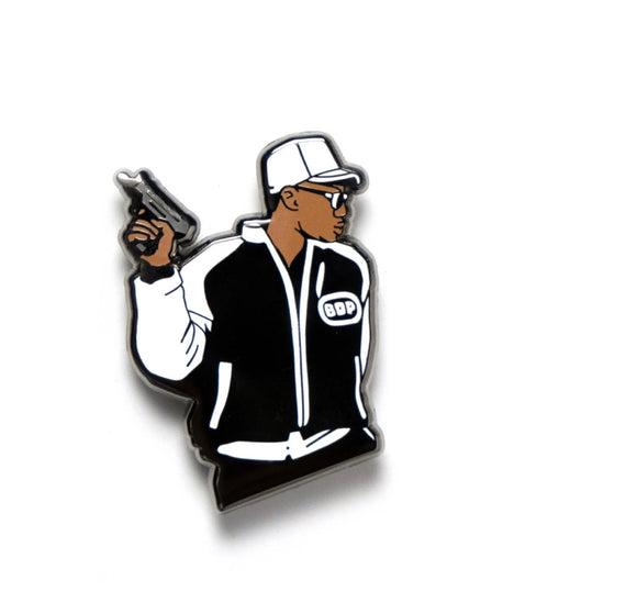 "GOOD DOPE ""BDP"" PIN"
