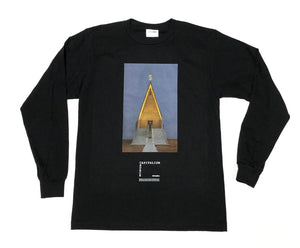 "AKOMPLICE ""CAPITALISM CHURCH"" L/S TEE"