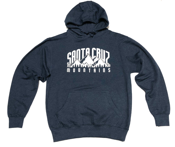 "SFC ""SC MOUNTAINS"" HOODIE (NAVY HEATHER)"
