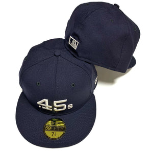 "HOUSTON ""COLT 45S"" NEW ERA FITTED (NAVY/GREY)"