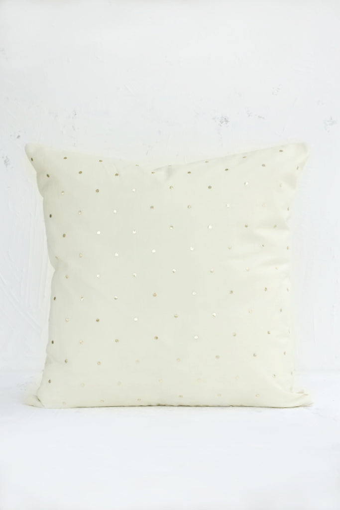Firdouz Cushion Almond