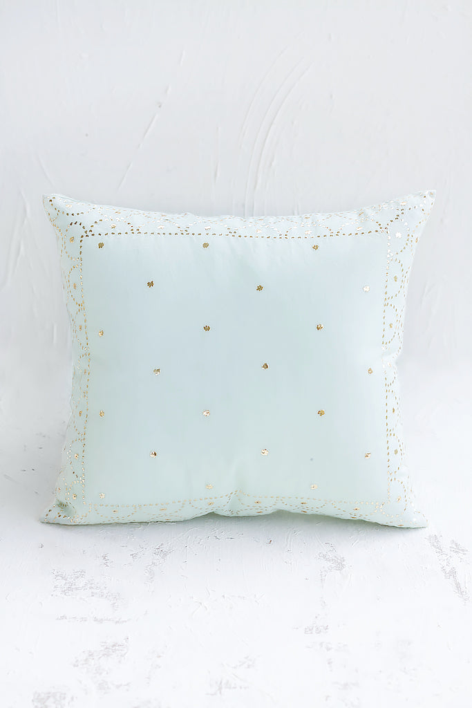 Ana Cushion Aqua