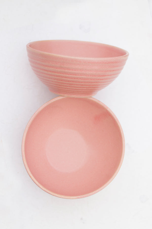 Tehueti Everyday - Cozy Coral Serving Bowl
