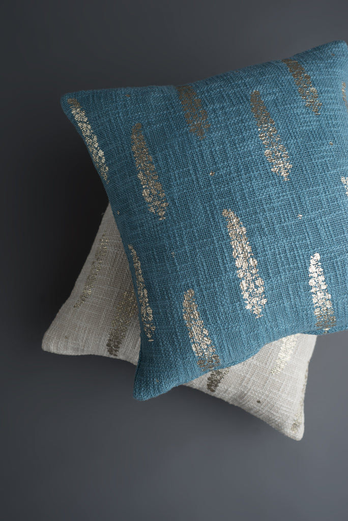 Vigne Cushion Blue
