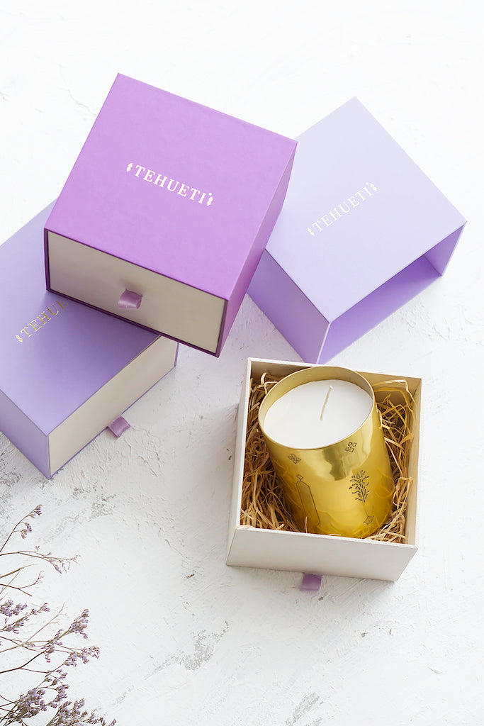 PETIT CANDLE BOX