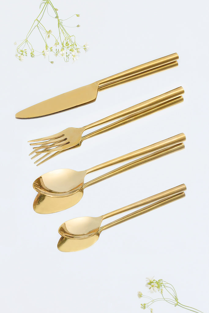 Vayu Cutlery Set ( 24 Pc )