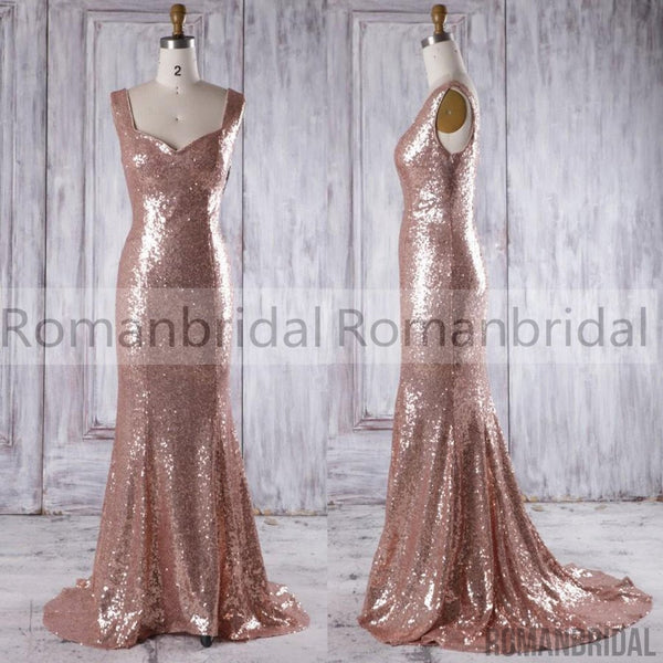 fe9e5cebc63 2018 Charming Sequin Sparkly fashion Sleeveless Evening Dresses ...