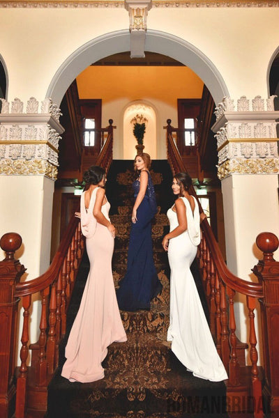 2018 long sparkly sequin mermaid sleeveless bridesmaid dresses, free custom prom dress, PD208