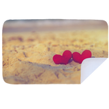 Microfibre XL Printed Towel - Beach Love