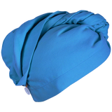 Microfibre Head Towel - Sea Blue