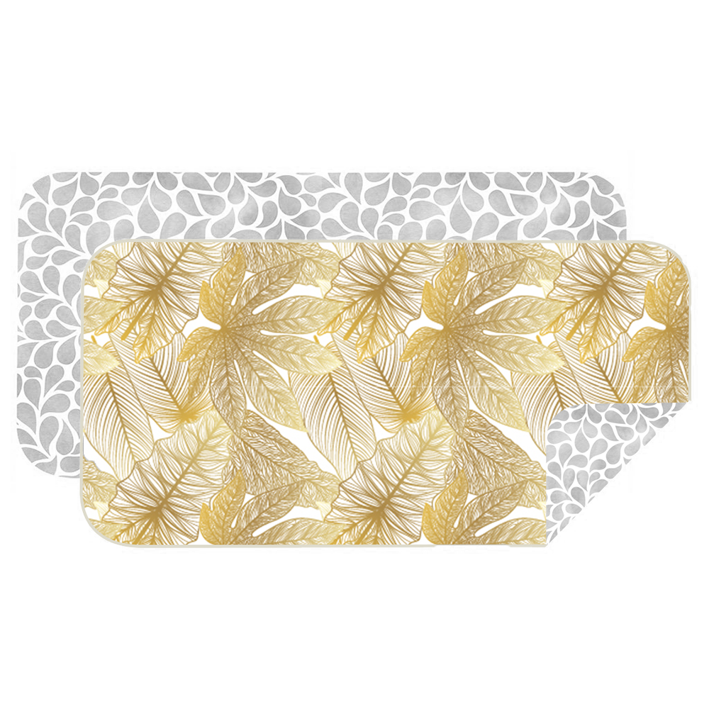 Microfibre Bobums Collection - Double Sided - Golden Leaves