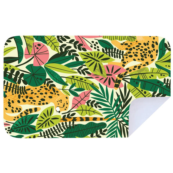 Microfibre XL Printed Towel - UNISON Jungle