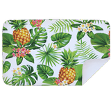 Microfibre XL Printed Towel - Delicious Monster / Pineapple