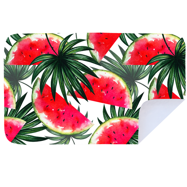 Microfibre XL Printed Towel - Watermelon Fan