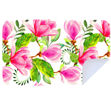 Microfibre XL Printed Towel - Pink Bloom