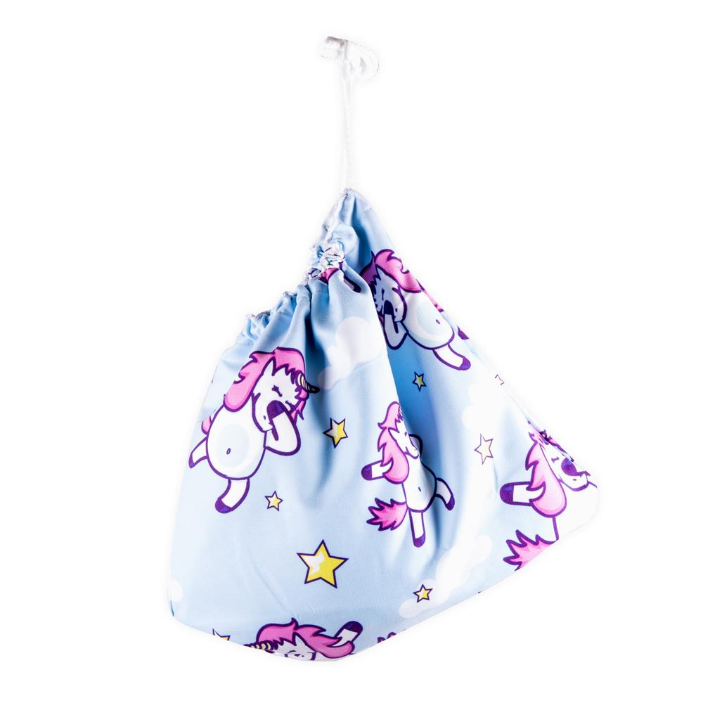 "Microfibre - ""Towel In A Bag"" - Unicorn Dabber"