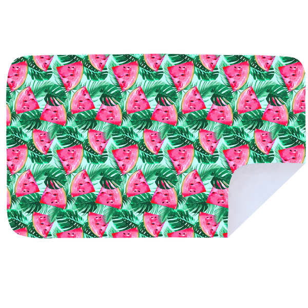 Microfibre XL Printed Towel - Delicious Watermelons