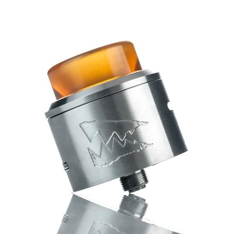 Deathwish Modz Death Trap 30mm RDA - Vaping100.com