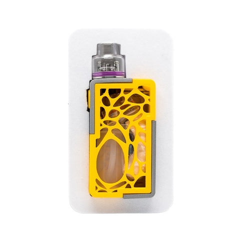 3D Printed Mech Squonker Kit by YiLoong