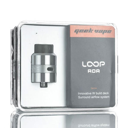 GEEKVAPE LOOP BOTTOM AIRFLOW BOTTOM FED RDA
