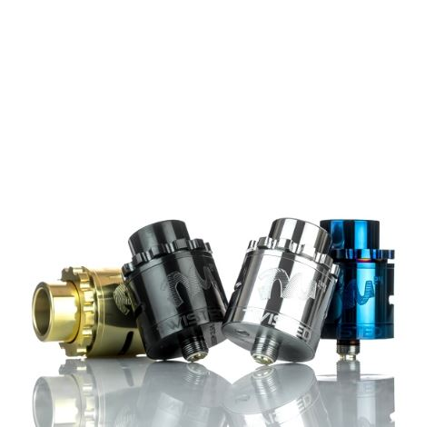 TWISTED MESSES TM24 PRO-SERIES 24MM BF RDA