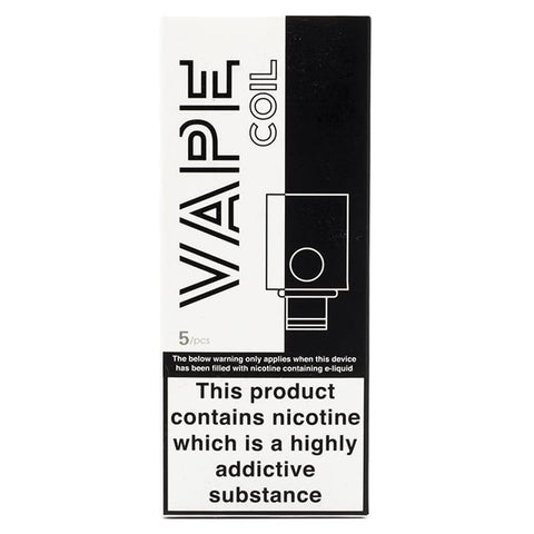 Ecigsmall - Vape Coil (Pack of 5)
