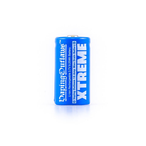 Vaping Outlaws - Xtreme 18350 800mAh Battery