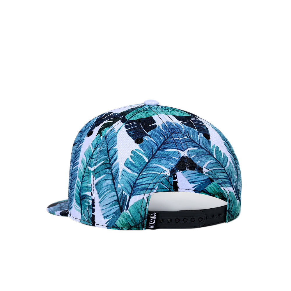 CORIRESHA Printed Hip Hop Cap