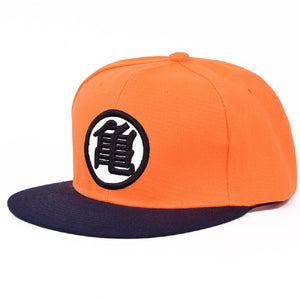 CORIRESHA Dragon Ball Hip-Hop Baseball Cap