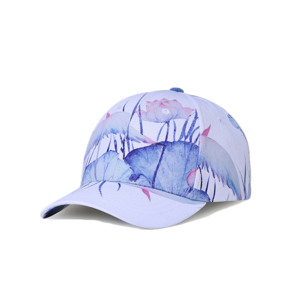 CORIRESHA PrintedHip-Hop Dad Hats